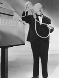 Alfred Hitchcock, Alfred Hitchcock Presents, 1955 Photographic Print