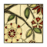 Small Floral Mosaic IV Giclee Print by Megan Meagher