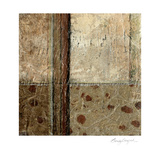 Earthen Textures VIII Art by Beverly Crawford