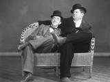 Oliver Hardy, Stan Laurel Lámina fotográfica