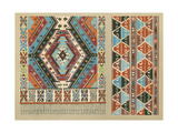 Turkish Carpet Design Posters by J.B. Waring