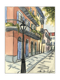 Sketches of Downtown I Prints by Ethan Harper