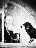 Alfred Hitchcock, The Birds, 1963 Fotografisk trykk