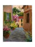 A French Passage Prints by Mary Jean Weber