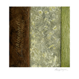 Earthen Textures I Posters by Beverly Crawford
