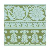 Spring Leaf Motif III Giclee Print by Vision Studio