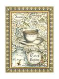 Exotic Tea I Posters
