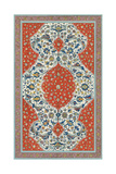 Non-Embellish Persian Ornament II Posters by  Vision Studio