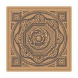 Terra Cotta Tile I Giclee Print by Vision Studio