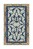 Non-Embellish Persian Ornament III Art by Vision Studio