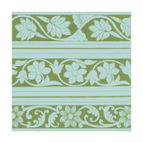 Spring Leaf Motif II Giclee Print by Vision Studio