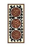 Small Suzani Panel I Premium Giclee Print by Chariklia Zarris