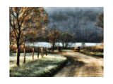 Morning Frost Print by Danny Head