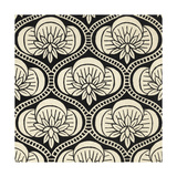 Ornamental Tile Motif I Posters by  Vision Studio