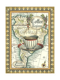 Exotic Coffee I Premium Giclee Print