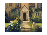 Cotswold Cottage VII Poster by Mary Jean Weber