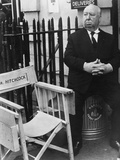 Alfred Hitchcock Reprodukcja zdjęcia