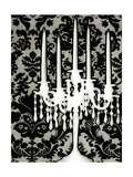 Small Patterned Candelabra I Posters by Ethan Harper