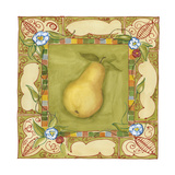 French Country Pear Prints