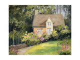 Cotswold Cottage III Posters by Mary Jean Weber