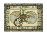 Tropical Monkey II Premium Giclee Print