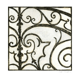 Iron Gate I Giclee Print by Megan Meagher