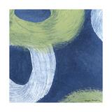 Blue Revolution I Prints by Megan Meagher
