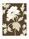Small Neutral Peony Elegance I Posters by Nancy Slocum