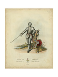 Men in Armour I Posters by Samuel Rush Meyrick
