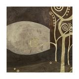 Sylvan Spirals IV Art by Erica J. Vess
