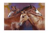 Pals Art by Julie Chapman