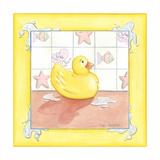 Rubber Duck I Premium Giclee Print