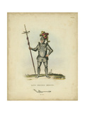 Men in Armour III Posters by Samuel Rush Meyrick