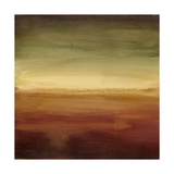 Abstract Horizon II Prints by Ethan Harper