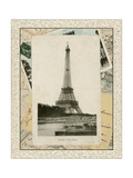 Eiffel Tower Premium Giclee Print