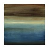 Abstract Horizon III Kunstdruck von Ethan Harper