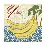 No Bananas Premium Giclee Print by Chariklia Zarris