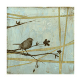 Woodland Respite II Prints by Jennifer Goldberger