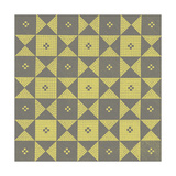 Graphic Pattern III Prints by  Vision Studio