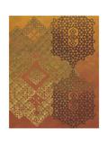 Golden Henna II Posters by Chariklia Zarris