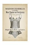 Chariklia's Lingerie IV Premium Giclee Print