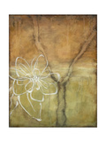 Magnolia Silhouette I Prints
