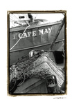 Fishing Trawler- Cape May Prints by Laura Denardo