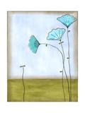 Minna's Garden II Prints by Erica J. Vess