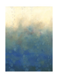 Sea and Sky I Metal Print by Chariklia Zarris