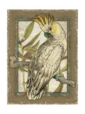Tropical Bird Composition I Premium Giclee Print by Kate Ward Thacker