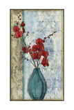 Small Orchid Opulence II Premium Giclee Print by Jennifer Goldberger