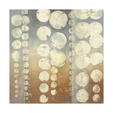 Rain I Print by Jennifer Goldberger