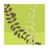 Serpentine Vines I Poster von Erica J. Vess