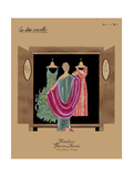 Armoire De Kate I Premium Giclee Print